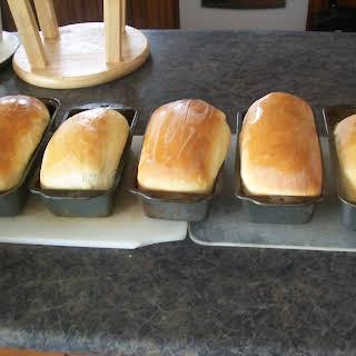 Best Homemade Bread–EVER!.