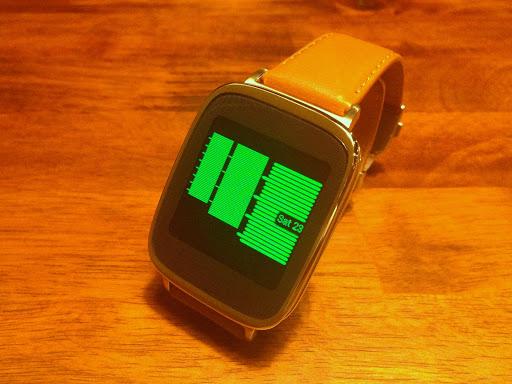 Bars Watch Face 1.1 Windows u7528 6