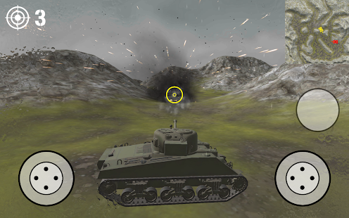 World War 2 Tanks- screenshot thumbnail