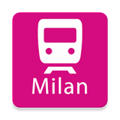 Milan Rail Map