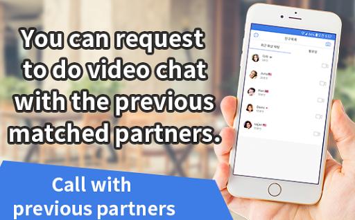 Random Video Chat - TalkTalkCam 1.6.8 screenshots 2