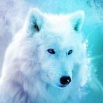 Ice Wolf Live Wallpaper HD 1.0.2