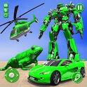 Grand Robot Transformation Simulator: Frog Robot icon
