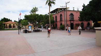 Photo: Central plaza