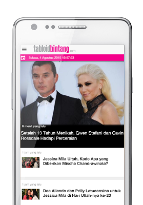 TabloidBintang.Com - screenshot