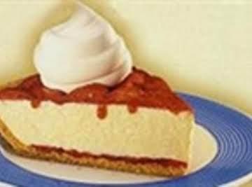 Raspberry Cheesecake Pudding Pie (A Jello Recipe)