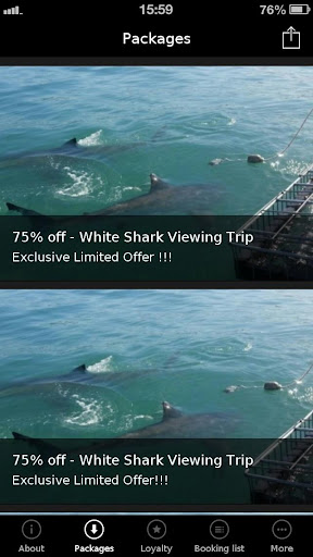White Shark Cruises