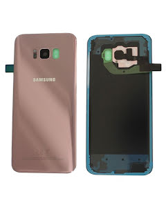 Galaxy S8 Plus Back Cover Pink