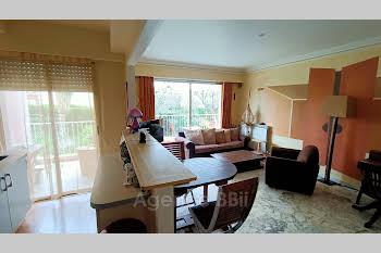 Appartement 2 pièces 59,45 m2