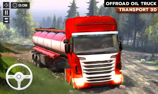 Oil Tanker Truck Transport Cargo Driving Simulator apktreat screenshots 1