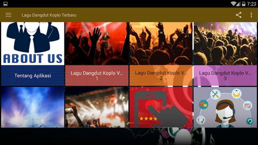 لقطات شاشة Lagu Dangdut Koplo Terbaru 7