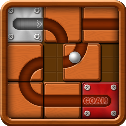 Unblock Ball ✪ Slide Puzzle