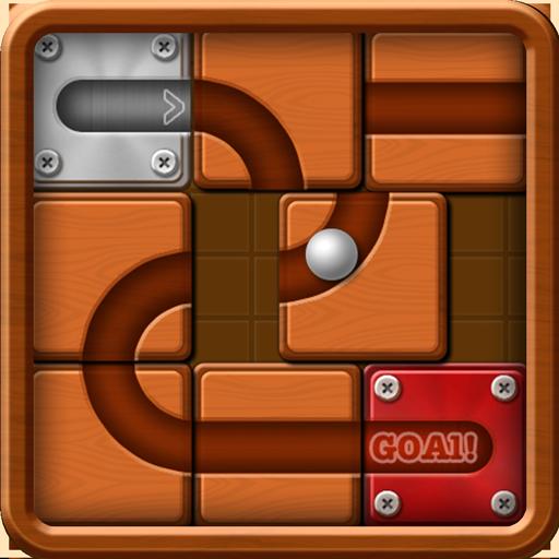 Unblock Ball ✪ Slide Puzzle