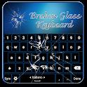 Clavier verre brisé icon