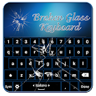 Битое стекло клавиатуры icon