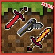 Swords mod and guns for Minecraft file APK for Gaming PC/PS3/PS4 Smart TV