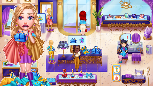 Emma's Journey: Fashion Shop apkpoly screenshots 11