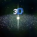 Galaxy 3D Live Wallpaper icon