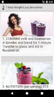 7 Easy Weight Loss Smoothies - náhled