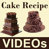 Cake Making Recipe VIDEOs
