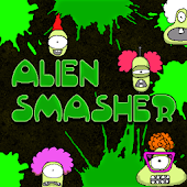 👾Alien Invasion Smasher Hit👾