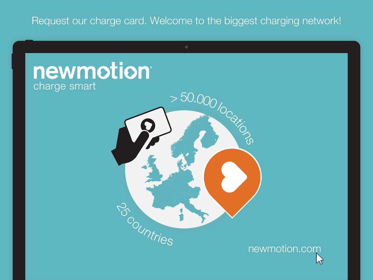 NewMotion- screenshot