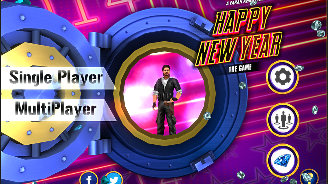 Happy New Year: The Game- screenshot