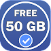 Free 50 GB Data Internet 2018 - Prank icon