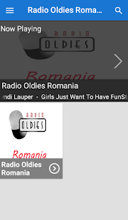 Radio Oldies Romania- screenshot thumbnail