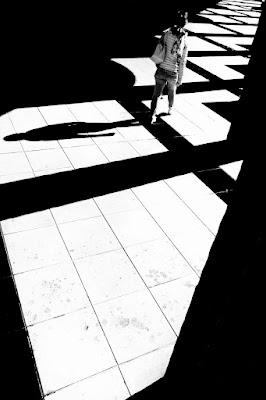 nero, bianco e linee di EnzoFornione