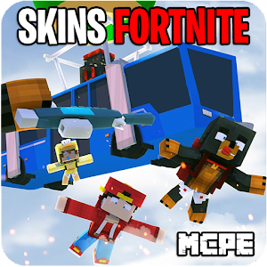 Fortnite Skins for MCPE for PC