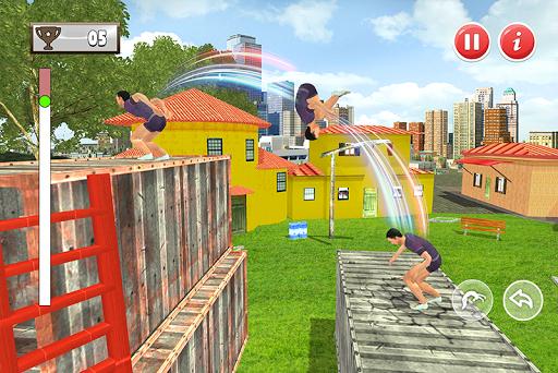 Backflip Challenge  screenshots 1