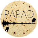 Papad audio tagger icon