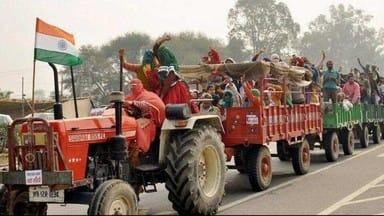 Haryana women training to drive tractors as farmers prepare for R-Day  protest march - हरियाणा में ट्रैक्टर चलाना सीख रहीं महिलाएं, गणतंत्र दिवस  पर किसान करेंगे दिल्ली मार्च