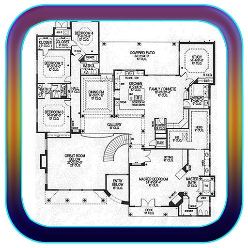 ✏️Drawing House Plans✏️ icon