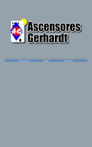 Ascensores Gerhardt SRL screenshot 6