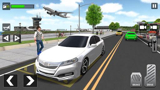 City Taxi Driving: Fun 3D Car Driver Simulator 1.2 screenshots 1
