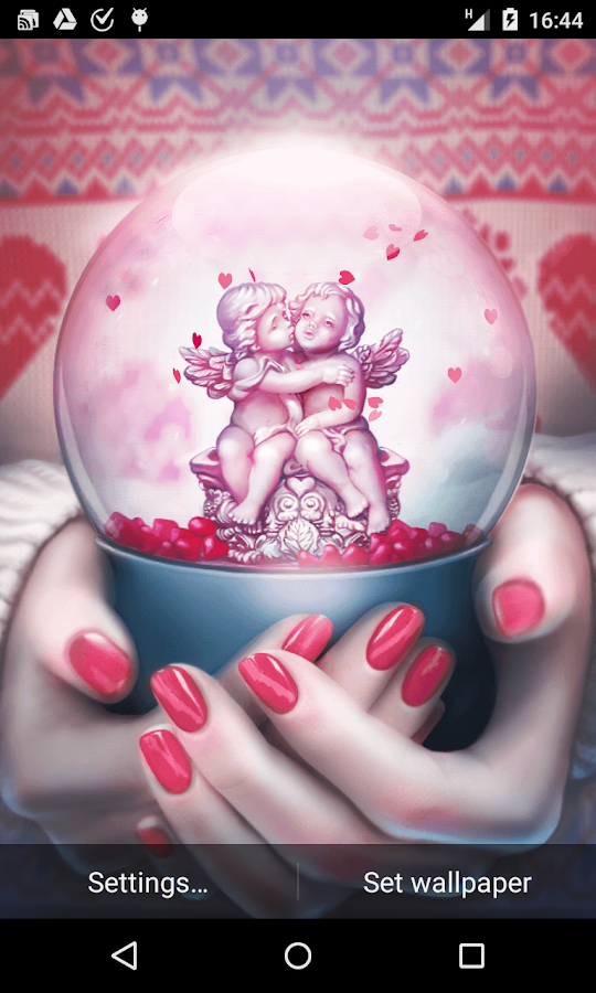 TWG Valentine's Love