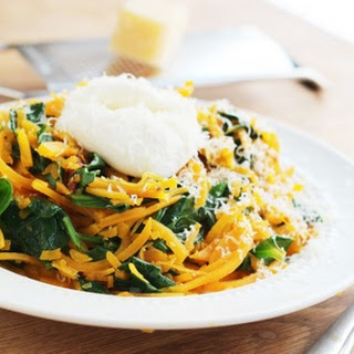 How to Make Butternut Squash Noodles.
