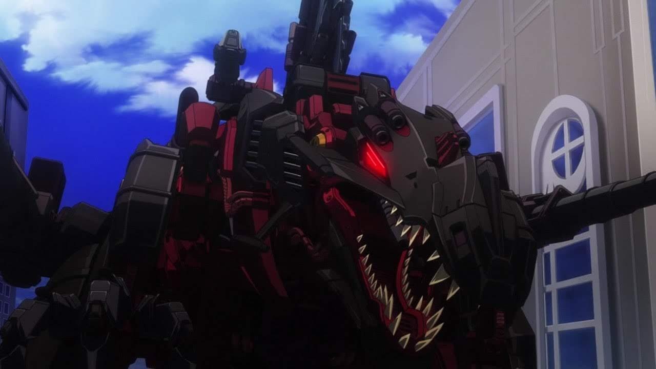 ゾイドワイルドZERO11話|アニメ