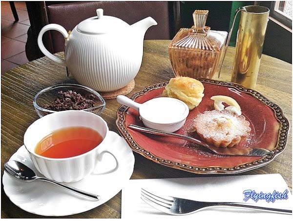 ASW Tea House - 大稻埕迪化街上歐式典雅氣息ㄟ二樓精緻茶館 (捷運北門或大橋頭站 )