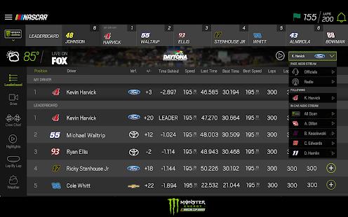 NASCAR MOBILE Screenshot 7