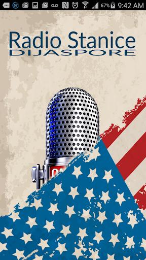 RadioStanice Dijaspora USA