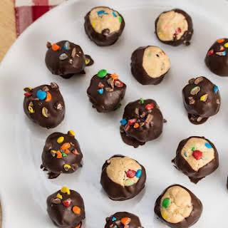 Peanut Butter M&M'S® Truffles.