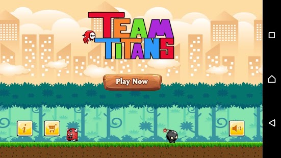 Titans hero go adventure - náhled
