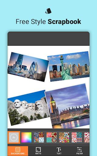 Photo Collage Maker & Pic Editor 2020 1.6 Screenshots 6