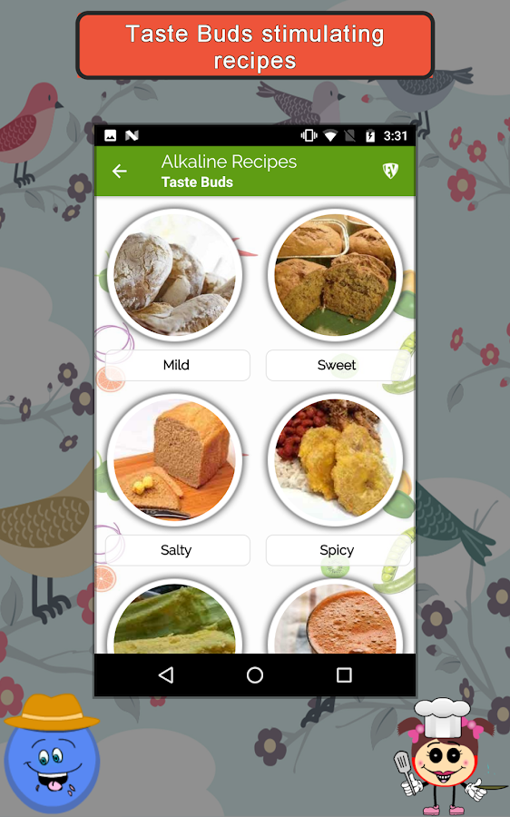Alkaline diet recipes android apps on google play alkaline diet recipes screenshot forumfinder Gallery