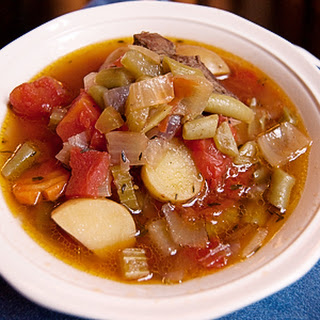 Vegetable Beef Soup With Soup Bone Recipes.