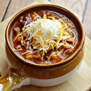 Slow Cooker (or Stovetop) Taco Soup