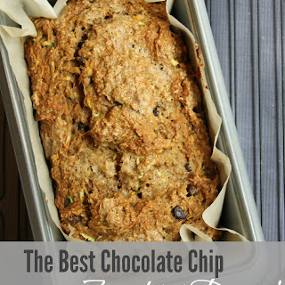 The Best Chocolate Chip Zucchini Bread
